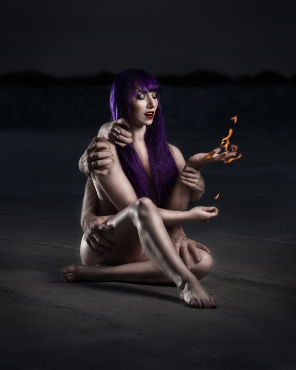Brynne Levy Photography - FIRE cast photo for Hysterical